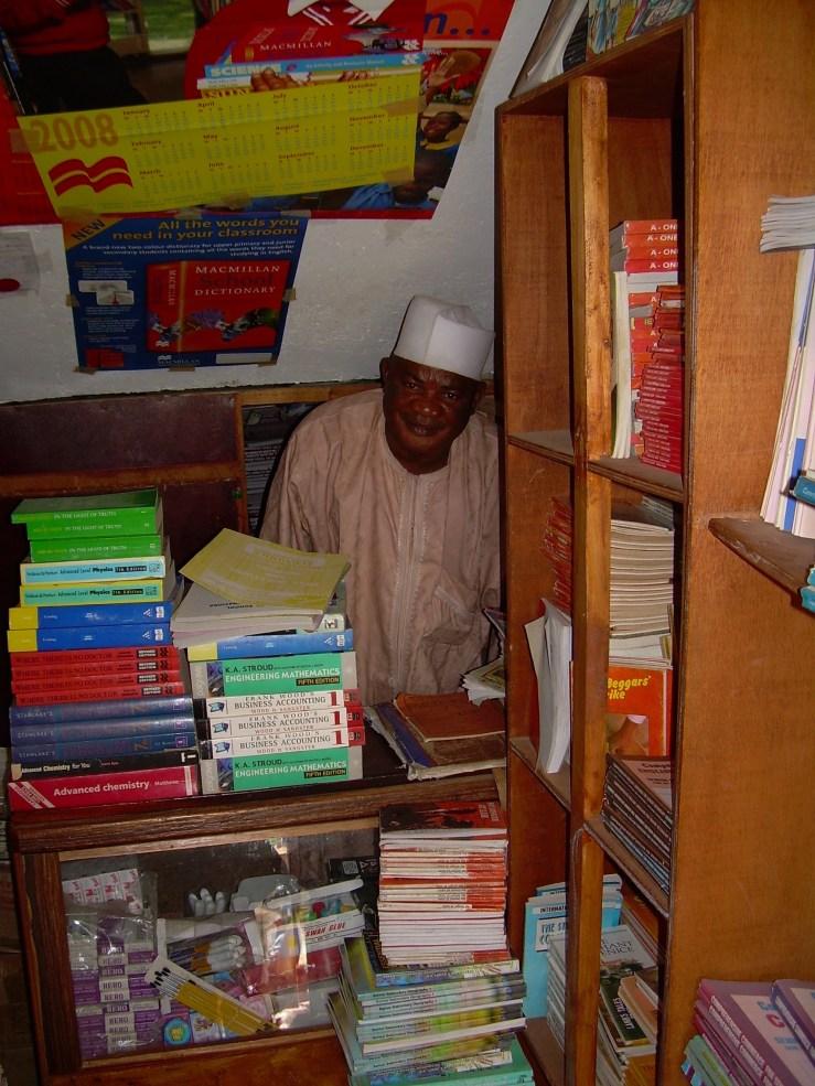 bookshop inbanjul
