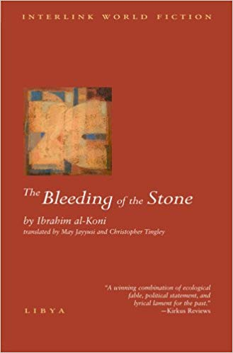 bleeding of the stone